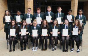 Exa results former pupils